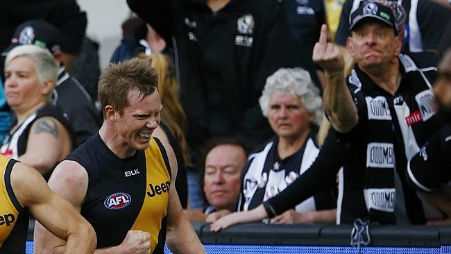 Image result for Collingwood supporters